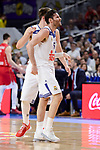 Real Madrid's Rudy Fernandez during Turkish Airlines Euroleague match between Real Madrid and Crvena Zvezda Mts Belgrade at Wizink Center in Madrid, Spain. March 10, 2017. (ALTERPHOTOS/BorjaB.Hojas)