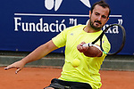 Guilghem Laget (FRA) lost 6-4 4-6 6-3 vs Kike Siscar (ESP)