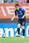 Gamba Osaka Midfielder Kurata Shu in action during the AFC Champions League 2017 Group H match Between Jeju United FC (KOR) vs Gamba Osaka (JPN) at the Jeju World Cup Stadium on 09 May 2017 in Jeju, South Korea. Photo by Marcio Rodrigo Machado / Power Sport Images