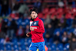 Gaku Shibasaki of Getafe CF in training prior to the La Liga 2017-18 match between Getafe CF and Athletic Club at Coliseum Alfonso Perez on 19 January 2018 in Madrid, Spain. Photo by Diego Gonzalez / Power Sport Images