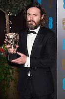 Casey Affleck<br /> at the 2017 BAFTA Film Awards After-Party held at the Grosvenor House Hotel, London.<br /> <br /> <br /> ©Ash Knotek  D3226  12/02/2017