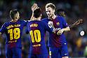 Soccer : UEFA Champions League Group D - FC Barcelona 3-0 Juventus FC