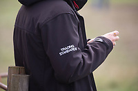 6-8-2021 Trading standards officer at a sheep fair<br /> ©Tim Scrivener Photographer 07850 303986<br />      ....Covering Agriculture In The UK....