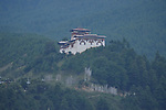 Jakar dzong at Bumthang, Bhutan. Arindam Mukherjee.