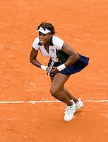 26-5-08, France,Paris, Tennis, Roland Garros, Venus Williams