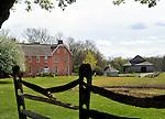 Springtime at the John Johnston Farm and Indian Agency