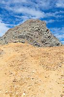 Wetterhorn's summit from the northeast ridge