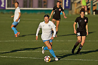 Portland, OR - Sunday March 11, 2018: Lauren Kaskie during a National Women's Soccer League (NWSL) pre season match between the Portland Thorns FC and the Chicago Red Stars at Merlo Field.