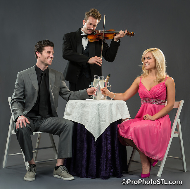 Legally Blonde publicity images for STAGES St. Louis