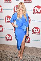Amanda Clapham<br /> arriving for the TV Choice Awards 2017 at The Dorchester Hotel, London. <br /> <br /> <br /> ©Ash Knotek  D3303  04/09/2017