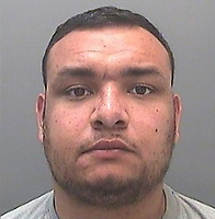 "Pictured: Khaleem Hussain<br /> Re: The remaining eight members of a Newport-based organised crime group – two women and six men - have been sent to prison for more than 30 years at Newport Crown Court today (Friday 3rd May).<br /> The gang was responsible for bringing in and distributing nearly £2m of cocaine throughout Newport and the surrounding areas.<br /> The eight sentenced today are half of a 16-strong group of defendants who will be sentenced as a result of Operation Finch, which saw the gang being investigated for almost two years by officers from Tarian, the Regional Organised Crime Unit for southern Wales. The first phase of sentencing saw eight men sent to prison for more than 60 years.<br /> The arrests were carried out in June last year following a series of co-ordinated raids involving more than 120 officers on properties in the Maindee and Alway areas of Newport led by Tarian and working with Gwent police.<br /> The gang used various premises in and around Newport to store the drugs while running a dedicated drugs line from a mobile phone and a courier service.<br /> Detective Chief Inspector Julian Bull from Tarian said:  ""There is a human cost to the trade of supplying drugs, and we will work tirelessly to stop this.  I cannot over-emphasise the dangers of cocaine and the harm it can cause to the community as a whole.  It is good to know that these criminals are now behind bars and unable to continue profiting from the misery their trade brings to our neighbourhoods.<br /> ""As this case shows, someone who is perceived to be a small-time criminal can often be linked to a much larger operation, and the smallest bit of information can sometimes be the missing piece of the puzzle for our officers.<br /> ""This was a jointly co-ordinated approach to tackling serious and organised crime in the region between Tarian and our partners in Gwent police.<br /> ""Tarian ROCU focusses its assets on the most serious organised crime that occurs both across the southern Wales region and nationally."