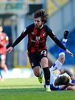 5th April 2021; Ewood Park, Blackburn, Lancashire, England; English Football League Championship Football, Blackburn Rovers versus Bournemouth; Ben Pearson of Bournemouth