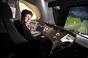 13/08/16<br /> <br /> Fifteen-year-old Alex Carter drives a simulator at CrossCountry Trains' Driver Training Centre in Derby.<br /> <br /> All Rights Reserved, F Stop Press Ltd. +44 (0)1773 550665
