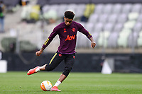 25th May 2021; Gdansk, Poland; Manchester United training at the Stadion Energa Gdańsk prior to their Europa League final versus Villarreal on May 26th;  MARCUS RASHFORD
