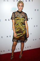 WEST HOLLYWOOD, CA, USA - OCTOBER 23: Dianna Agron arrives at Brian Bowen Smith's First Solo Show 'Wildlife' held at the De Re Gallery on October 23, 2014 in West Hollywood, California, United States. (Photo by Celebrity Monitor)