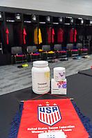 Sponsorship, USWNT vs Korea Republic, October 3, 2019