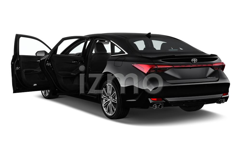 Car images close up view of a 2020 Toyota Avalon Touring 4 Door Sedan doors