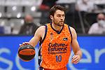 Liga ENDESA 2020/2021. Game: 11.<br /> Club Joventut Badalona vs Valencia Basket: 80-91.<br /> Mike Tobey.