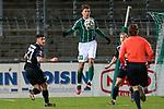 13.01.2021, xtgx, Fussball 3. Liga, VfB Luebeck - SV Waldhof Mannheim emspor, v.l. Soufian Benyamina (Luebeck, 33) <br /> <br /> (DFL/DFB REGULATIONS PROHIBIT ANY USE OF PHOTOGRAPHS as IMAGE SEQUENCES and/or QUASI-VIDEO)<br /> <br /> Foto © PIX-Sportfotos *** Foto ist honorarpflichtig! *** Auf Anfrage in hoeherer Qualitaet/Aufloesung. Belegexemplar erbeten. Veroeffentlichung ausschliesslich fuer journalistisch-publizistische Zwecke. For editorial use only.