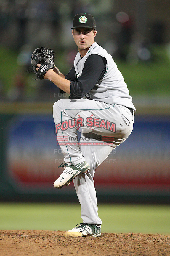 Kane County Cougars Connor Hoehn during the Midwest League All Star Game at Parkview Field in Fort Wayne, IN. June 22, 2010. Photo By Chris Proctor/Four Seam Images