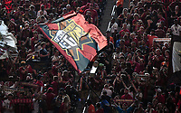 Atlanta, Georgia - Saturday, June 24, 2018. Atlanta United drew with the Portland Timbers, 1-1, in front of a crowd of 45,116 at Mercedes-Benz Stadium.