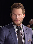 Chris Pratt attends The Universal Pictures World Premiere of Jurassic World held at The Dolby Theatre  in Hollywood, California on June 09,2015                                                                               © 2015 Hollywood Press Agency