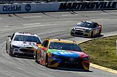 2017 Monster Energy NASCAR Cup Series<br /> STP 500<br /> Martinsville Speedway, Martinsville, VA USA<br /> Sunday 2 April 2017<br /> Kyle Busch, M&M's Toyota Camry<br /> World Copyright: Scott R LePage/LAT Images<br /> ref: Digital Image lepage-170402-mv-5050