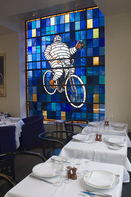 Interior, Bibendum Restaurant, London, United Kingdom