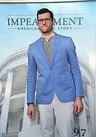 """WEST HOLLYWOOD - SEPT 1: Billy Eichner attends a red carpet event for FX's """"Impeachment: American Crime Story"""" at Pacific Design Center on September 1, 2021 in West Hollywood, California. (Photo by Frank Micelotta/FX/PictureGroup)"""
