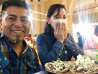Marisol Soto y Luis Gutierrez