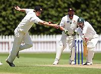 081213 Cricket - Wellington Firebirds v Central Stags