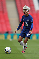 29th August 2020; Wembley Stadium, London, England; Community Shield Womens Final, Chelsea versus Manchester City; Ji So-yun of Chelsea Women