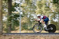 Tamara Dronova-Balabolina (RUS)<br /> <br /> Women Elite Individual Time Trial from Knokke-Heist to Bruges (30.3 km)<br /> <br /> UCI Road World Championships - Flanders Belgium 2021<br /> <br /> ©kramon