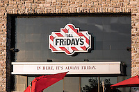 TGI Friday's restaurant.