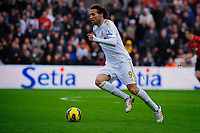 Sunday, 23 November 2012<br /> <br /> Pictured: Michu of Swansea City<br /> <br /> Re: Barclays Premier League, Swansea City FC v Manchester United at the Liberty Stadium, south Wales.