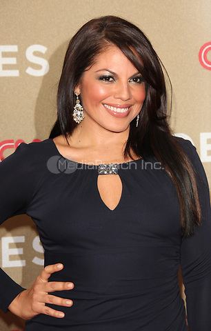 Sara Ramirez at the CNN Heroes: An All-Star Tribute at The Shrine Auditorium on December 11, 2011 in Los Angeles, California.