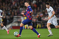 Lenglet<br /> Barcelona 02-02-2020 Camp Nou <br /> Football 2019/2020 La Liga <br /> Barcelona Vs Levante <br /> Photo Paco Larco / Panoramic / Insidefoto <br /> ITALY ONLY