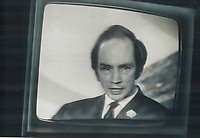 1970 FILE PHOTO - ARCHIVES -<br /> <br /> Addressing the nation on Canada-wide television last night after proclamation of the War Measurers Act and a troop build-up in Quebec, Prime Minister Pierre Trudeau tells his audience that the government is acting to protect your life and liberty.<br /> <br /> PHOTO : Reg INNELL - Toronto Star Archives - AQP