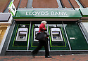 05/10/15 FILE PHOTO<br /> <br /> The public will be offered £2bn Lloyds shares.