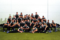 150918 Rugby - NZ Secondary Schools Team Photo