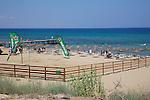 Salamis Public Beach