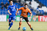 Brisbane Roar Forward Thomas Oar in action during the AFC Champions League 2017 Group E match between Ulsan Hyundai FC (KOR) vs Brisbane Roar (AUS) at the Ulsan Munsu Football Stadium on 28 February 2017 in Ulsan, South Korea. Photo by Victor Fraile / Power Sport Images4