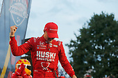 #8: Marcus Ericsson, Chip Ganassi Racing Honda  race winner