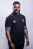 Assistant Coach Sam Rasch. 2019 New Zealand Schools rugby union headshots at the Sport & Rugby Institute in Palmerston North, New Zealand on Wednesday, 25 September 2019. Photo: Dave Lintott / lintottphoto.co.nz