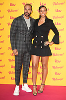 Marvin and Rochelle Humes<br /> arriving for the ITV Palooza at the Royal Festival Hall London<br /> <br /> ©Ash Knotek  D3444  16/10/2018