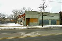 USA Michigan Detroit/Flint  cittadina resa famosa dal film di Roger Moore sulla crisi della General Motors GM