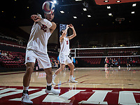 Stanford Volleyball M v University of Southern California, February 20, 2020