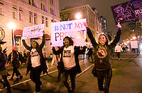 Women's March on Washington 1.21.17, the largest  of 600 marches on 7 continents on first full day of the new Trump Administration.