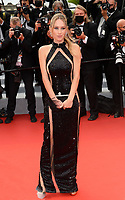 CANNES, FRANCE. July 12, 2021: Dylan Frances Penn at the gala premiere of Wes Anderson's The French Despatch at the 74th Festival de Cannes.<br /> Picture: Paul Smith / Featureflash