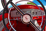 Classic Dodge Car Interior